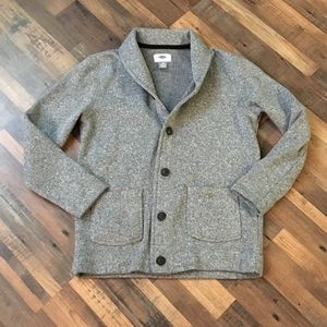 Boys Cardigan Sweater